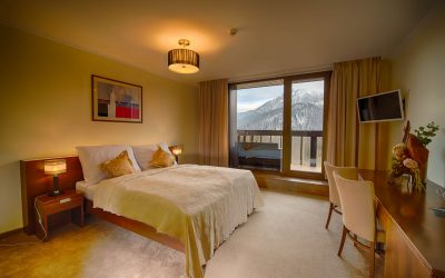 Hotel Montfort Tatry Double Bedroom